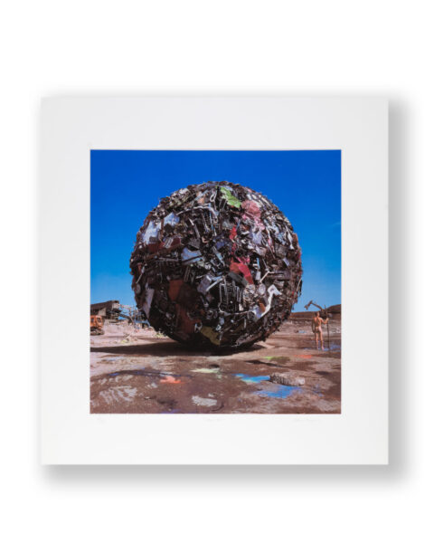 Print Signed By Storm Thorgerson